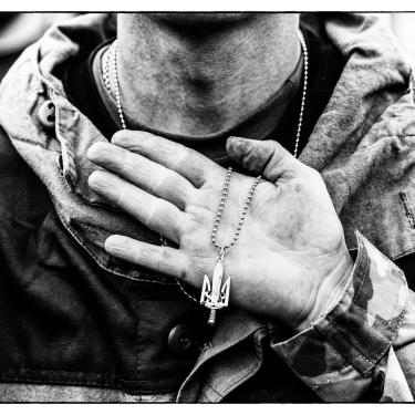 Donbass, Ukraine (2016). The forgotten war
