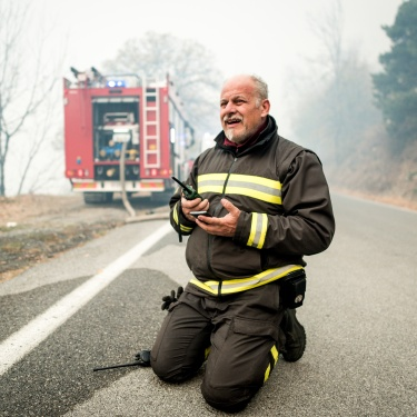 Piedmont, Italy (2017). Report on the fires that devastated the North-West of the country for a month