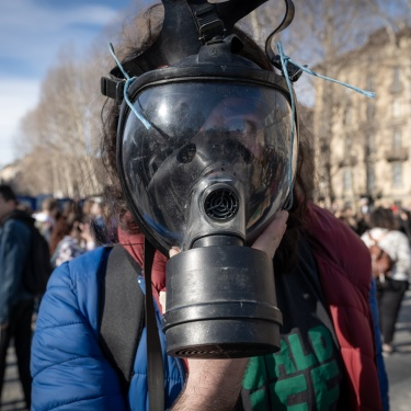 Turin, Italy (2019). Friday for future student march