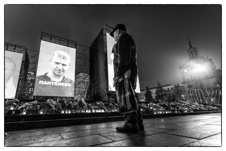 Ukraine (2015). The Donbass war one year after the Maidan uprising