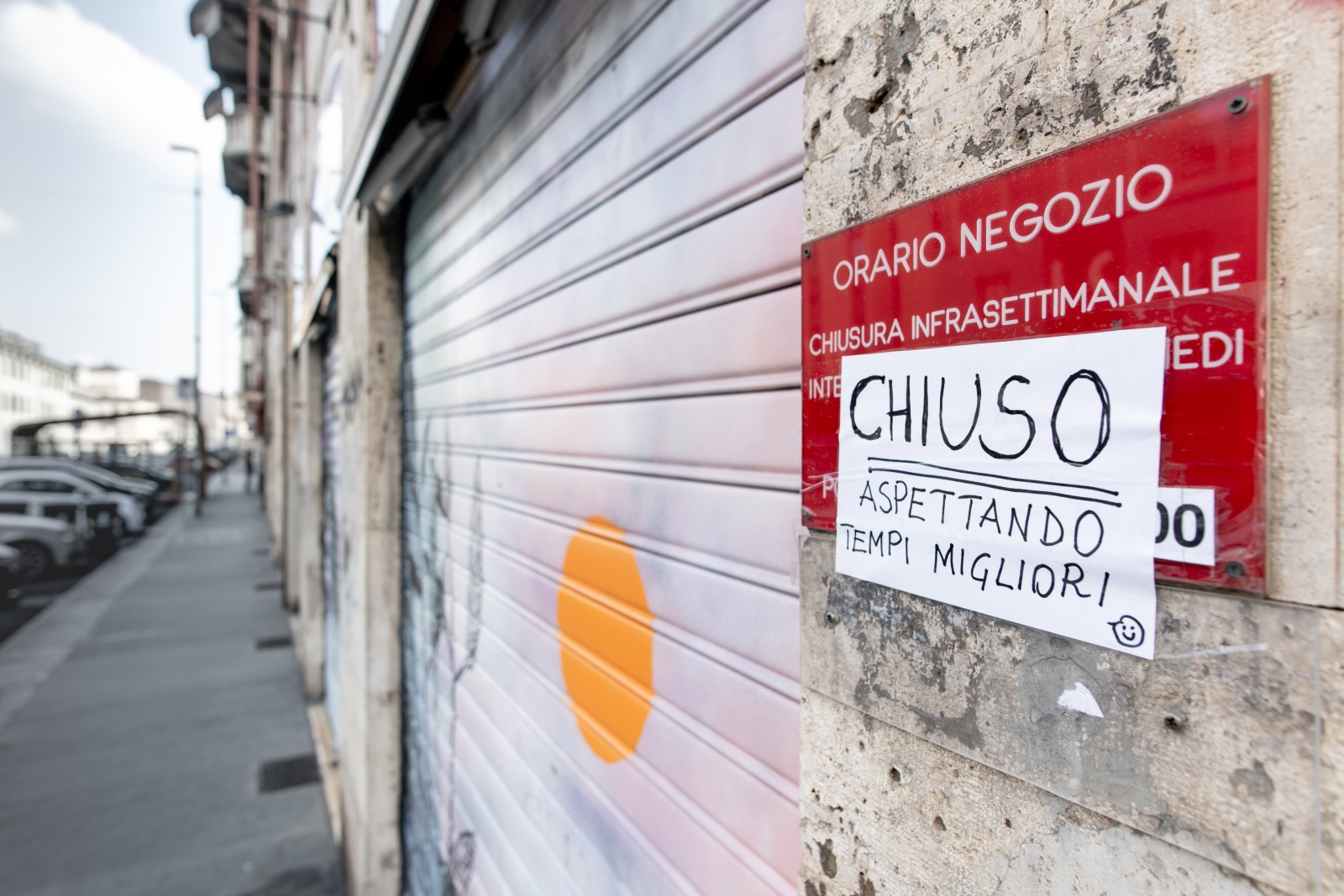 Italy lockdown (2020). The covid-19 pandemic