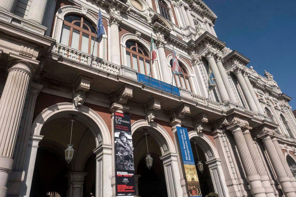 Arma il prossimo tuo - Turin (Italy) - 2018