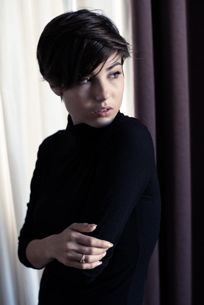 Giorgia portrait color